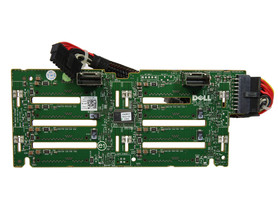HDD Backplane 0MX827 Dell PowerEdge R710 Backplane 8x HDD 2.5 Cable