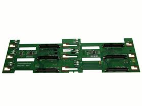 HDD Backplane A3C40093251 Fujitsu Primergy RX300 S5 S6 S7 S8 SAS Backplane 6x HDD 3.5