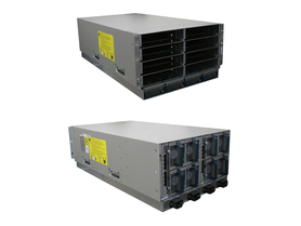 Blade Server Chassis Cisco N20-C6508 V05 4X 341-0441-03 2X UCS-IOM-2208XP V03 8X 800-30208-06 UCS5108