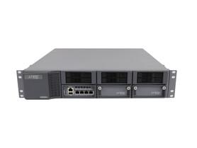 Firewall JA2500-A-BSE REV A SAK250L-F4 R INF1 Juniper JA2500 4Ports 1000Mbits 1x PSU 250W No HDD Without Operating System Managed Rails