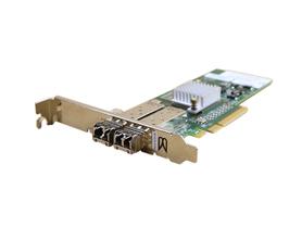Karta sieciowa 571521-002 2X 8G FP Brocade 825 PCIe x8 8Gb Dual Port Fibre Channel with 2x 8Gb GBICs
