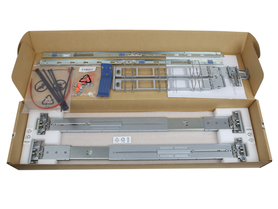 Szyna 374503-004 367966-002 374671-001 377698-001 2X 374517-001 BOX HP ProLiant DL580 G5 G6 G7 Complete Rail Kit, Included User Manual, Screws, Cable Ties With Velcro, Cable Organizer, Cable Management Clip Plastic