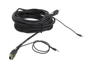 Kramer CVGA3.5JACK 15M 15M VGA with 3.5mm Stereo Audio Micro Cable 15M