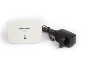 Telecommunication KX-A405CE INF1 Panasonic KX-A405CE DECT Repeater For Panasonic SIP Cordless Phone X-TGP500 or KX-TGP550