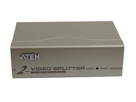 Aten VS-92A VS-92A 2 Ports VGA Splitter without AC