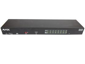 Amx FG1010-308 INF1 SDX-810-DX HDMI 8x1 Digital Switcher with DXLink Output without AC