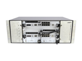 Telecommunication 1PS30807-U6625-X 1PS30122-X8004-X39 1PS30122-X8007-X4 2X CMP200 S30810-Q2313-X100-5 WOOS R INF1 Unify OpenScape 4000 Communication Server 2x DSCXL2+ HDTR2 MCM Modules 2x Power Supply Without Operating System Rails