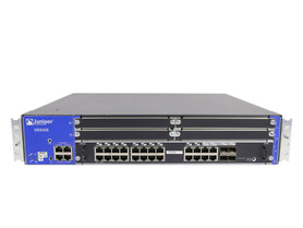 Firewall SRX650-BASE-SRE6-645AP SRX600-SRE6H REV. 30 SRX-GP-24GE 2X EDPS-645AB A R Juniper SRX650 4Ports 1000Mbits Module XPIM With 24Ports 1000Mbits And SRE 6 Module And 2x PSU 645W Managed Rails