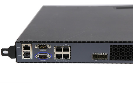 Firewall 200-0294-21 REV G 2X PWR-0130-07 R F5 BIG-IP 1600 Series Local Traffic Manager 4Ports 1000Mbits And 2Ports SFP 1000 2x PSU 300W Managed Rails (3)